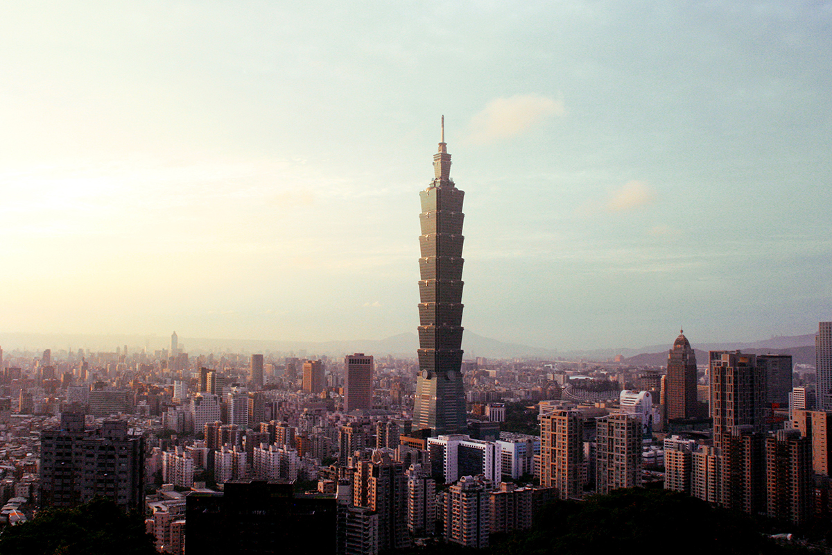 High Angle Photo of The City